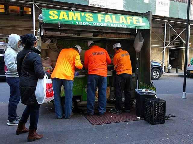 Sam's Falafel (2)