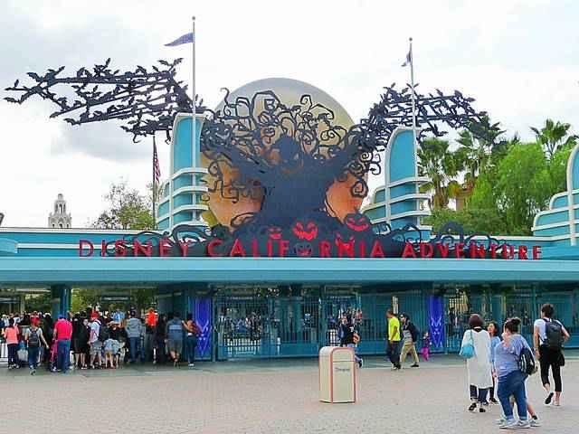 Disney California Adventure (1)