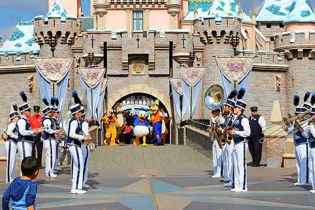 Disneyland California (1)