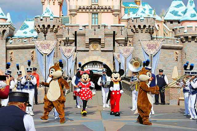 Disneyland California (4)