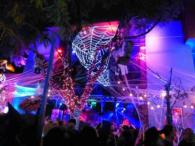Halloween Hollywood LA (1)