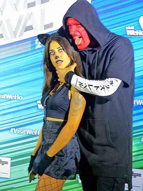 Halloween Hollywood LA (11)