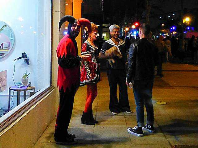 Halloween Hollywood LA (2)