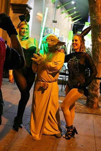 Halloween Hollywood LA (20)