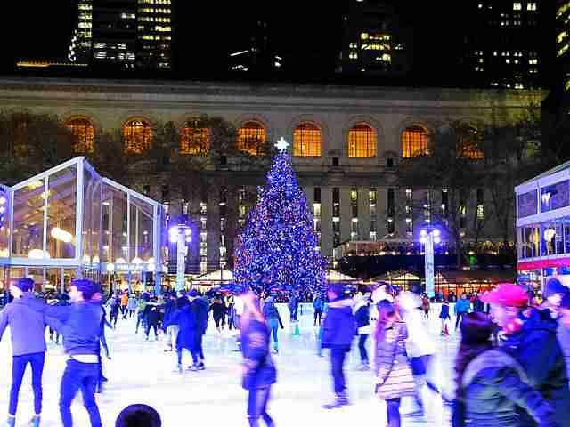 Bryant Park NY Christmas (1)