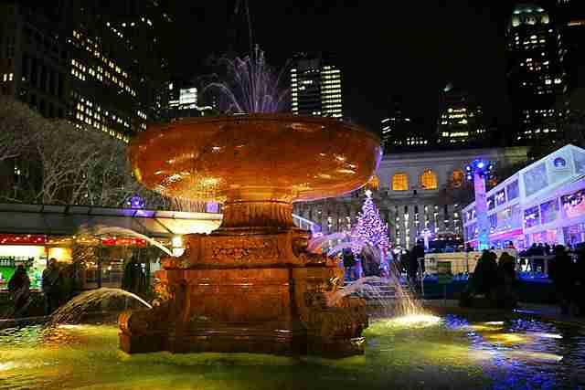 Bryant Park NY Christmas (14)