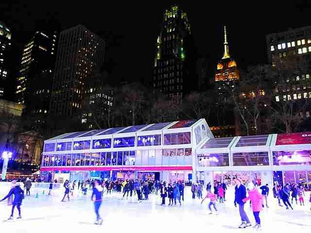 Bryant Park NY Christmas (2)