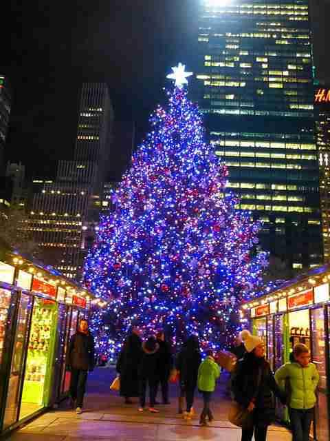 Bryant Park NY Christmas (4)