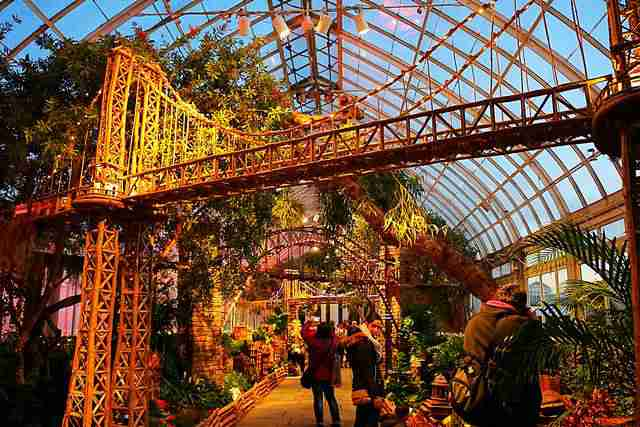 NYBG Holiday Train Show (16)
