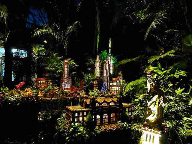 NYBG Holiday Train Show (2)