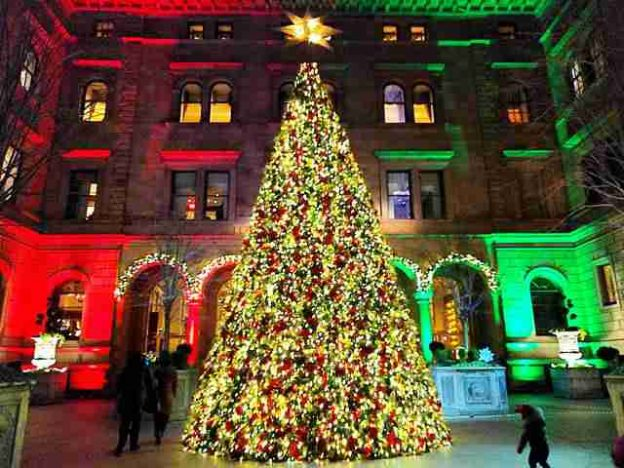 Palace Hotel NY