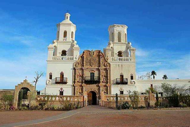 San Xavier del Bac (1)