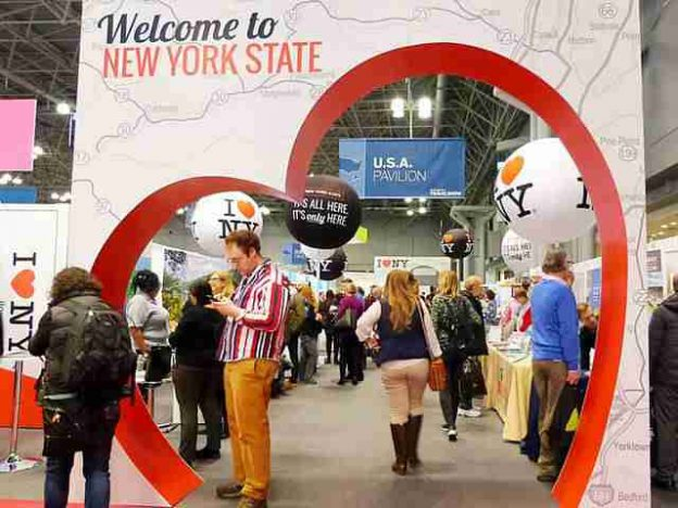 The New York Times Travel Show 2018 (33)