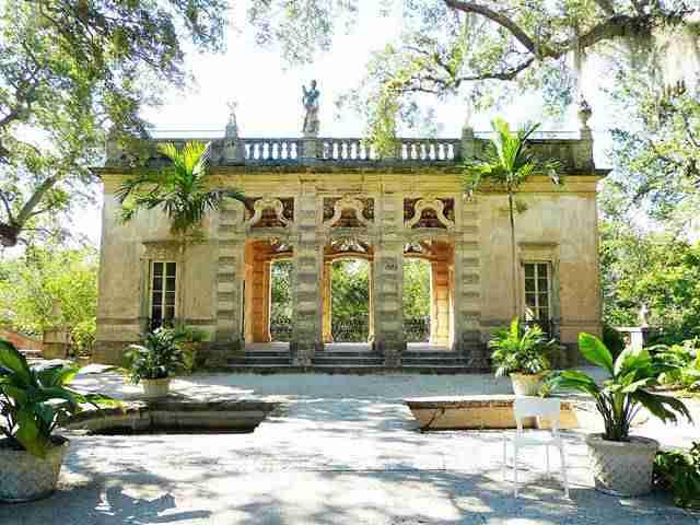 Vizcaya Museum and Gardens (4)