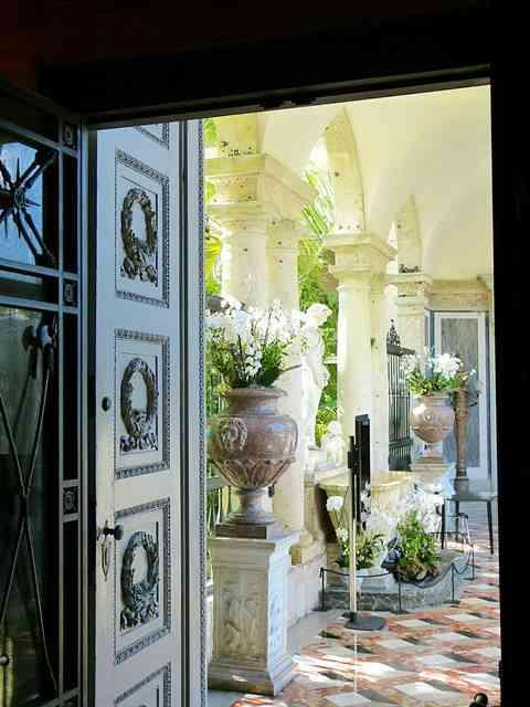 Vizcaya Museum and Gardens (7)