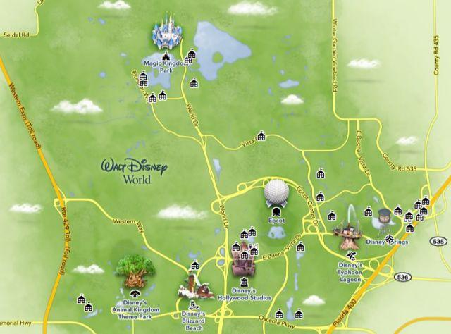 WDW-map