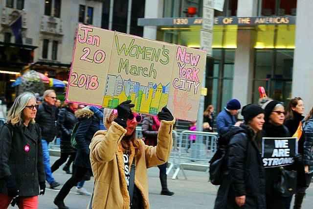 Women's March (1)