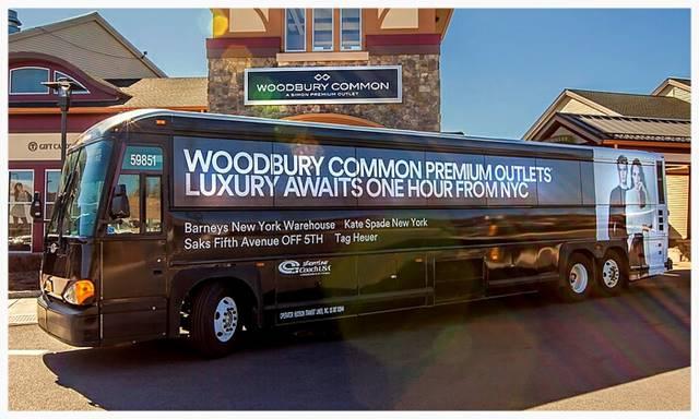 Woodbury Common Premium Outlets Bus (10)