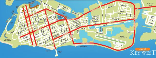 map-of-key-west