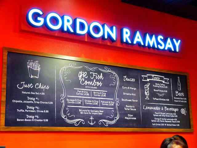 Gordon Ramsay Fish & Chips (1)