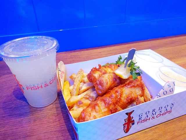 Gordon Ramsay Fish & Chips (7)