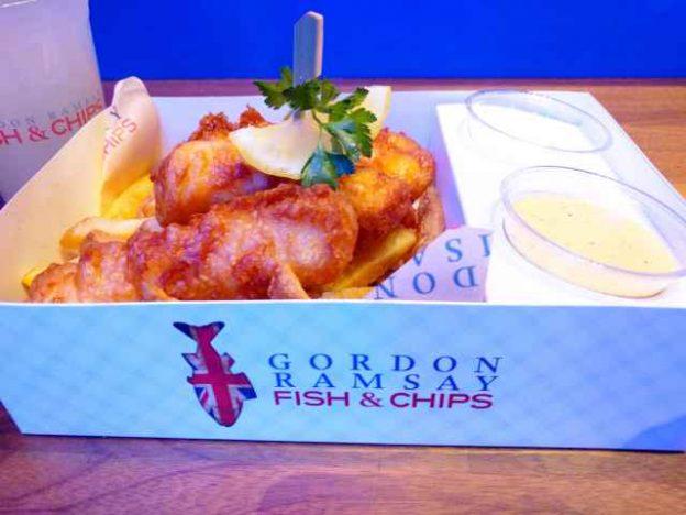 Gordon Ramsay Fish & Chips (8)