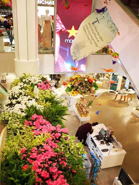Macy's Flower Show (2)
