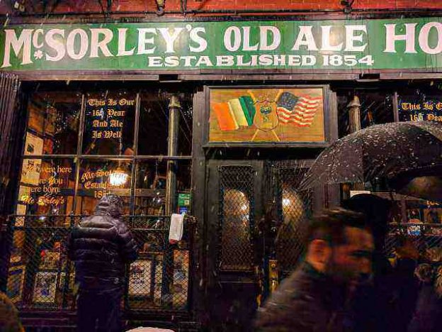 McSorley's Old Ale House (1)