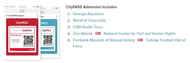 Atlanta CityPASS (2)