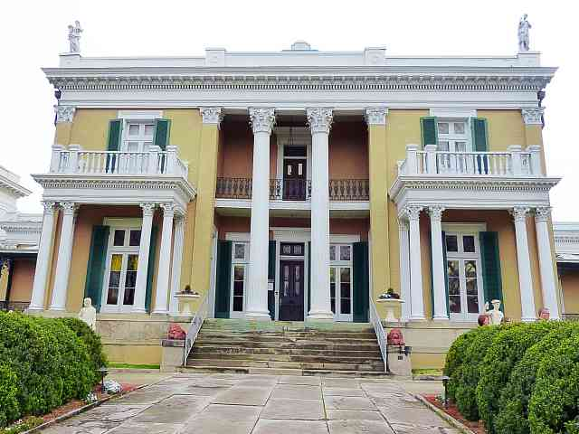 Belmont Mansion (1)
