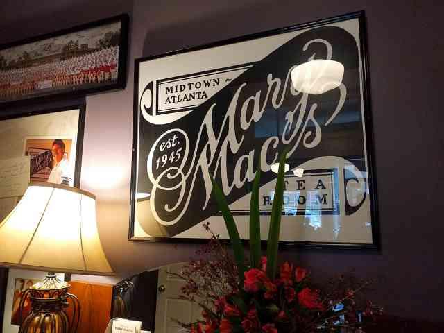 Mary Mac's Tea Room (1)