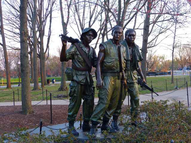 Vietnam Veterans Memorial (1)
