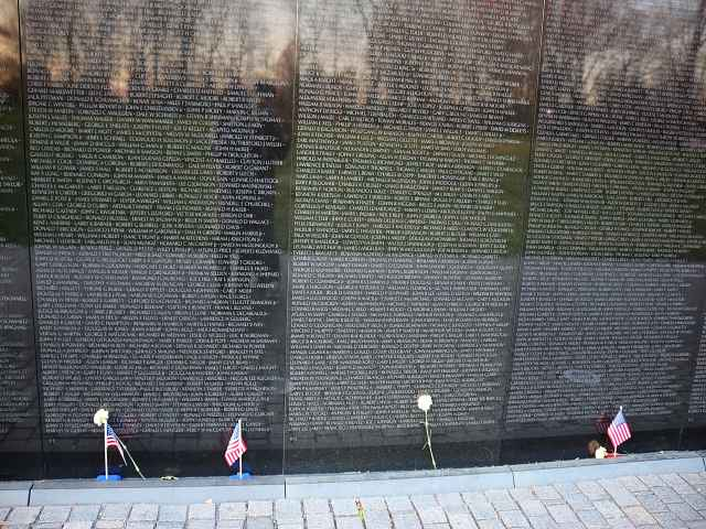 Vietnam Veterans Memorial (3)