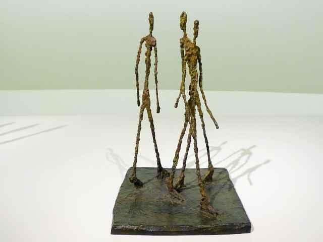 Guggenheim Giacometti (1)