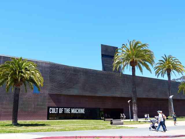 de Young Museum (1)