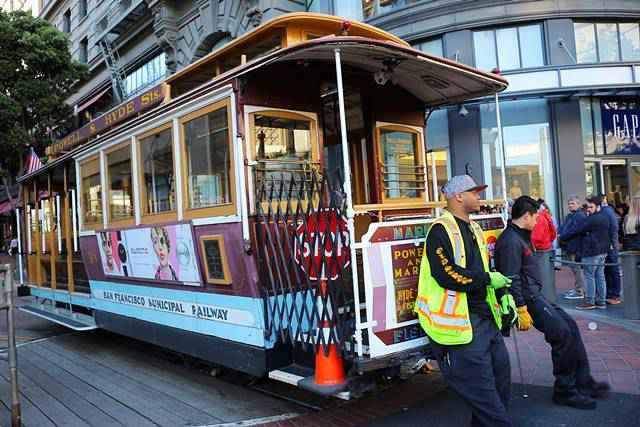 San Francisco Cable Car (6)