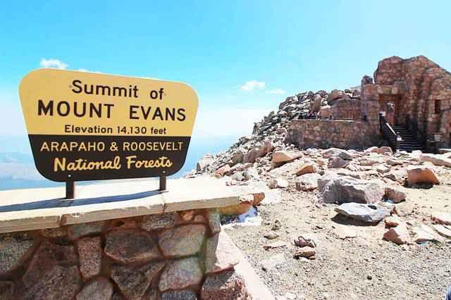 Mount-Evans-Summit