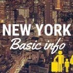 New York Basic Info