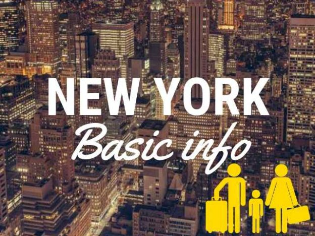 New York Basic Info