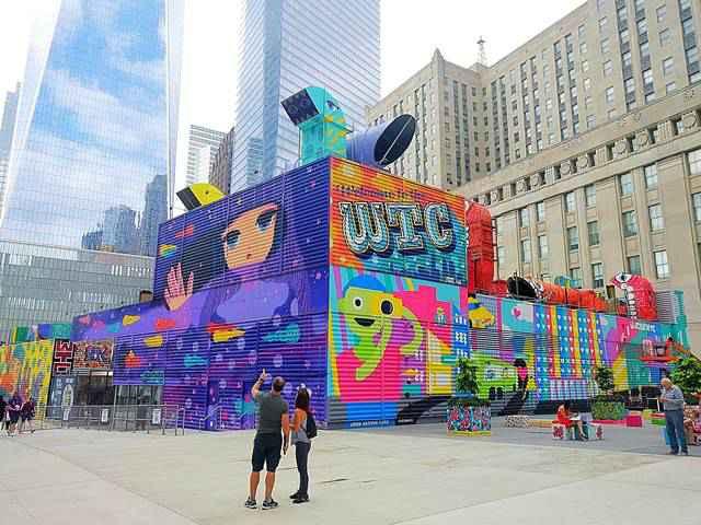 WTC Street Art (1)