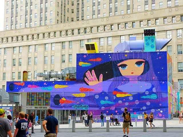 WTC Street Art (13)