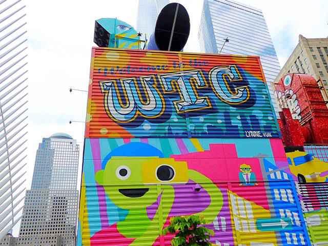 WTC Street Art (14)