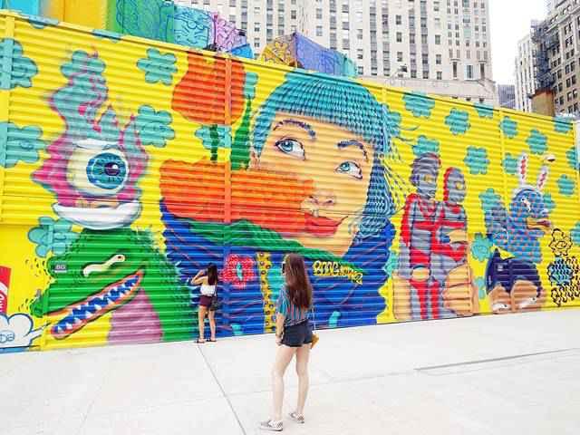 WTC Street Art (9)