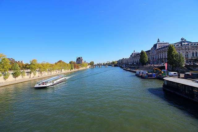 Bateaux Parisiens Seine River Cruise (1)