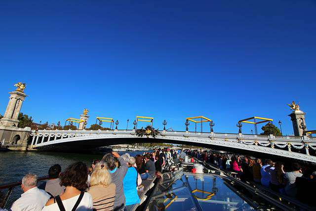 Bateaux Parisiens Seine River Cruise (16)