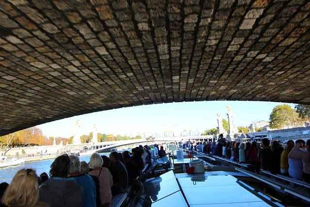 Bateaux Parisiens Seine River Cruise (17)