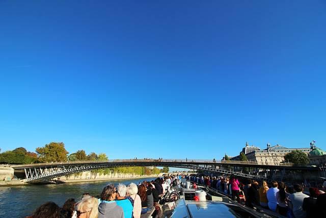 Bateaux Parisiens Seine River Cruise (24)