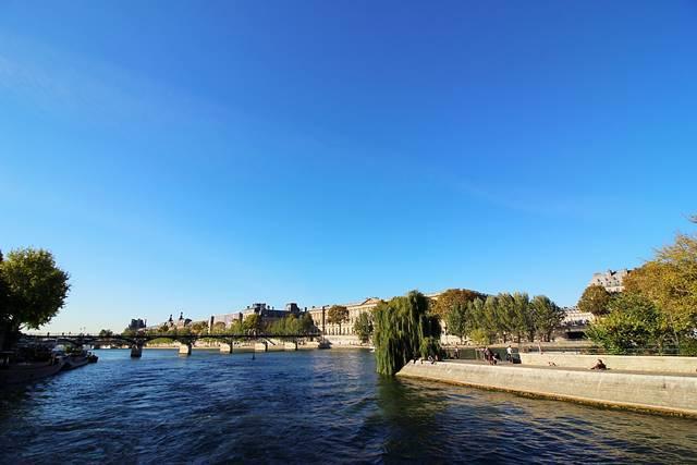 Bateaux Parisiens Seine River Cruise (26)