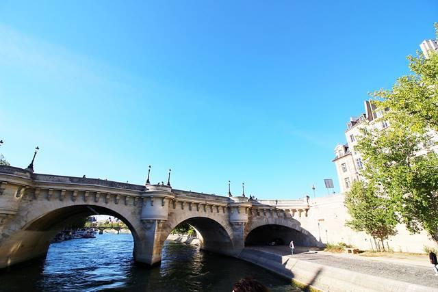 Bateaux Parisiens Seine River Cruise (27)