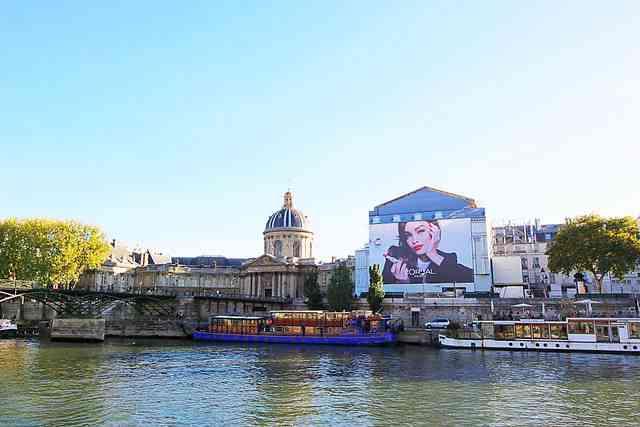 Bateaux Parisiens Seine River Cruise (36)